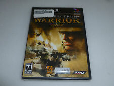 BRAND NEW FACTORY SEALED PLAYSTATION 2 GAME FULL SPECTRUM WARRIOR PS2 NFS THQ