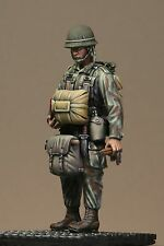 Atelier Maket French Para Dien Bien Phu Vietnam 75mm Model Unpainted Metal Kit