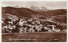 General View Looking Towards Ben Wyvis, STRATHPEFFER, Ross-shire RP