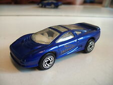 Matchbox Jaguar XJ220 in Blue