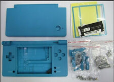 C Blue Full Housing Shell Case Cover Replacement Part Kit for Nintendo NDSI Dsi