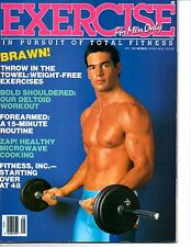 EXERCISE FOR MEN ONLY- MAY 1988