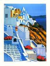Jean Claude quilici la caldeira poster Art Imprimé Image 80x60cm-sans frais de port