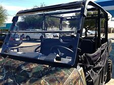 2015-2016 POLARIS RANGER 570 MID SIZE  POLYCARBONATE FOLD DOWN WINDSHIELD