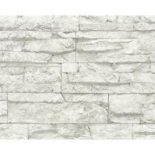 Come CREAZIONE CARTA DA PARATI MURO di pietra modello in rilievo in ecopelle effetto mattone ROTOLO 707161