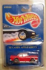 1992 Hot Wheels Limited Edition '55 Candy Apple Chevy