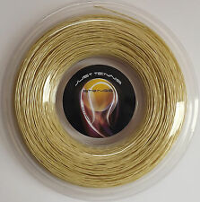TRIANGLE / DELTA TWISTED CO-POLY TENNIS STRING 1.27mm (16 / 8.5) x 200m Natural