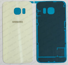 100% Original Samsung Galaxy S6 S7 & Edge Back Rear Glass Battery Cover Adhesive