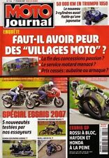 MOTO JOURNAL 1746 TRIUMPH 865 Bonneville Black 1050 Sprint ST DUCATI Sport 1000