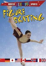 Winter Olympic Sports: Figure Skating by Joseph Gustaitis (2009, Paperback)