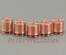 5PK  9-8236 Thermal Dynamics SL60/SL100 A120 Shield Cup 70-100Amp Plasma Cutting
