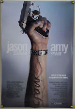 CRANK DS ROLLED ORIG 1SH MOVIE POSTER JASON STATHAM AMY SMART ACTION (2006)