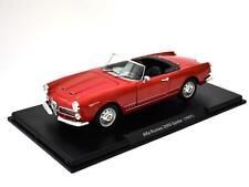Alfa Romeo 2000 Spider 1957 - 1:24 DIECAST ATLAS LEO MODEL CAR