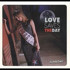 Love Saves The Day Superstar CD *SEALED* 2001 Bodyguard Records