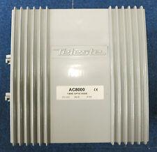 Teleste ac8000 de fibra óptica de salida dual nodo 65vac: 44 W Ip54, recepción de TV