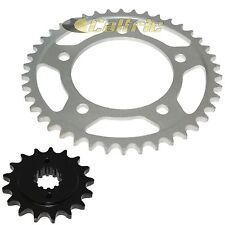 Front & Rear Sprockets Kit Fits HONDA VT750CD Shadow ACE Deluxe 1998-2004