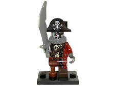 NEW LEGO MINIFIGURE​​S SERIES 14 71010 - Zombie Pirate