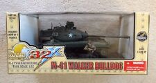 Ultimate Soldier 21st Century 20240 US M-41 Walker Bulldog Tank & 3 Crew 1/32