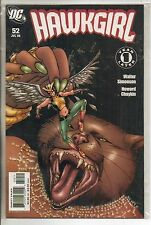 DC Comics Hawkgirl #52 July 2006 One Year Later NM