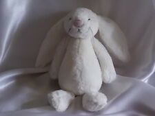 Doudou lapin blanc, Jelly Cat Blankie/Lovey/Newborn toy