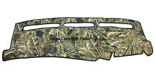 NEW Realtree Max-5 Camo Camouflage Dash Mat Cover / FOR 1999-06 CHEVY GMC TRUCK