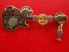 HRC Hard Rock Cafe Online Gothic Guitar Series 2007 Chalice Dangle LE50!!!
