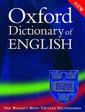 OXFORD DICTIONARY OF ENGLISH RRP £35 BARGAIN