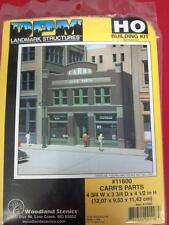 Carr's Parts DPM Building Kit HO Structure #11600 Model Railroad or Diorama