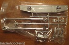 New Tamiya Bull Head Chrome Front Bumper Part from a new Kit item no. 9115037