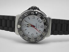 TAG HEUER WAC1111.0 MENS FORMULA 1 PROFESSIONAL STAINLES STEEL WATCH
