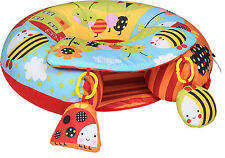 Red Kite - Garden Gang - Sit Me Up - Inflatable Ring with play tray - BRAND NEW