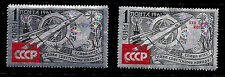 RUSSIA. Soviet scientific & tech. achievements in exploring outer space 1961 (B)