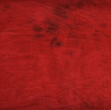 6 x 9 ft Hand painted Muslin Photo Backdrop Background Red, Free Ship 088