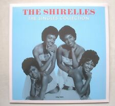 THE SHIRELLES The Singles Collection UK LP 180g vinyl NEW SEALED