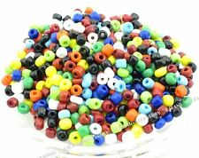 1000x Mixed Colorful Mini Seed Glass Beads 4mm 1101241