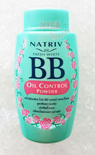 Natriv BB FRESH WHITE OIL CONTROL Face Powder Mulberry + Bearberry Extract 40g
