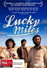 Lucky Miles (DVD, 2007) New & Sealed