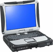 PANASONIC CF-19 TOUGHBOOK RUGGED LAPTOP TOUCH SCREEN 4GB RAM 1TB HDD WINDOWS 10