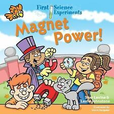 First Science Experiments: Magnet Power!