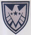"• $ALE • THE REAL SHIELD • 3.5"" PATCH • COSPLAY PROP • AVENGERS MARVEL AGENTS •"