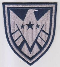 """• $ALE • THE REAL SHIELD • 3.5"""" PATCH • COSPLAY PROP • AVENGERS MARVEL AGENTS •"""