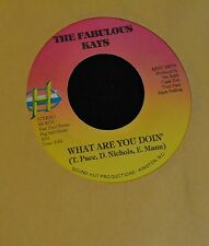 HEAR IT BEACH SOUL The Fabulous Kays Sound Hut 1357 What Are You Doin'