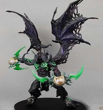 NEW WOW World of Warcraft Demon Form illidan Stormrage Action Figures MISB