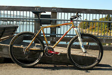 Vintage Serotta CMS Mountain Bike Colorado XTR Race Face Kooka Thomson Large