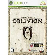 Xbox 360 The Elder Scrolls IV 4 Oblivion Xbox360 Japan