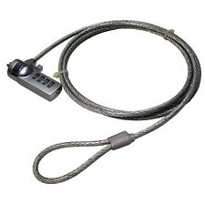 Laptop Security Cable Combination Lock Kensington Slot