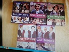 Call the Midwife:COMPLETE SERIES 1-5,DVD 14-Disc set , FREE SHIPPING, NEW.