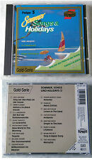 SOMMER, SONGS UND HOLIDAYS 3 - Ventures,Udo Jürgens,Bad Boys Blue. Ariola CD TOP