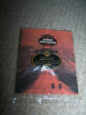 Harley Davidson Badge