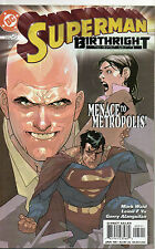 Superman Birthright #5 (NM)`04 Waid/ Yu